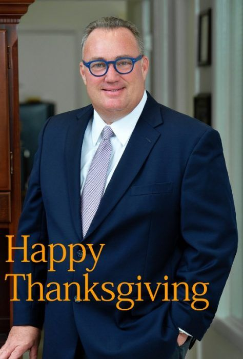 Happy Thanksgiving from Cary Stamp