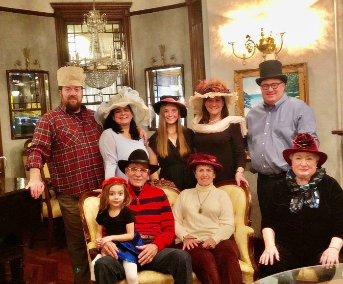 Thanksgiving is About Family