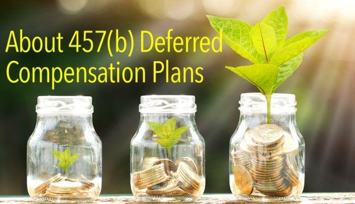 457(b) Deferred Compensation Plans