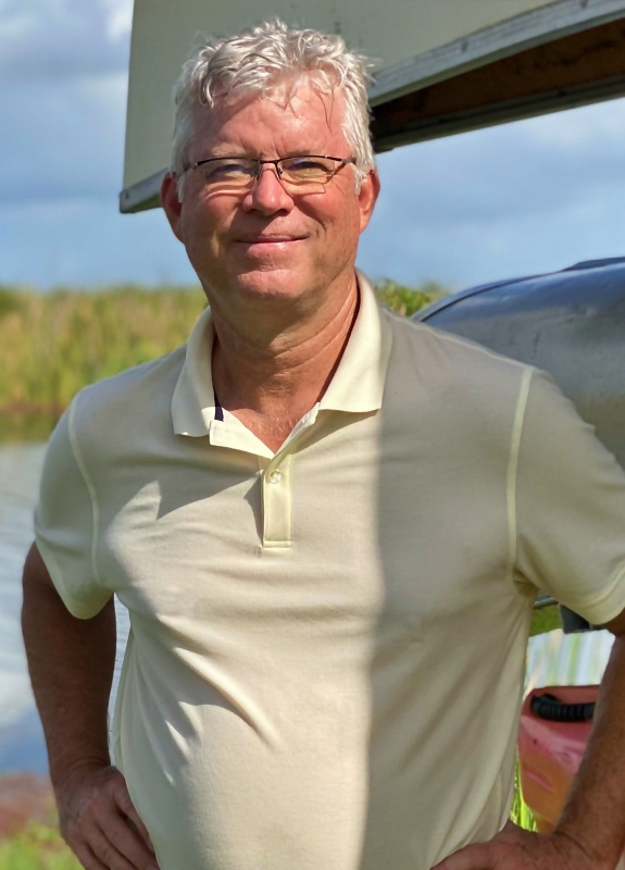 Josh Weller, Board VP, Friends of Arthur R Marshall Loxahatchee National Wildlife Refuge